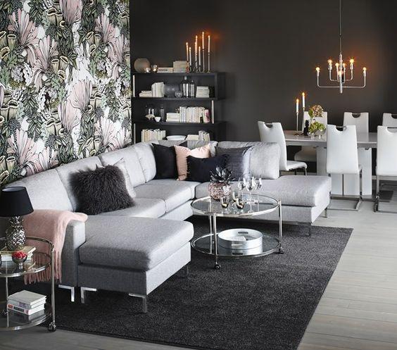 Toronto soffa från Mio  Vardagsrum  Pinterest  Toronto
