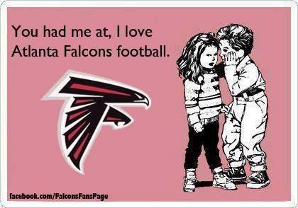 Atlanta Falcons! #football