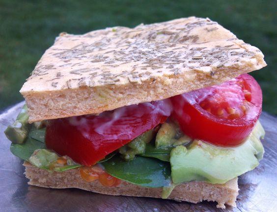 oat rosemary sun recipes and more tomato sandwich avocado rosemary ...
