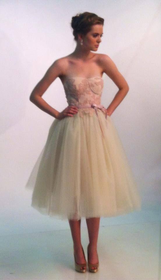 "Rafael Cennamo ""Anna"" bridal dress"