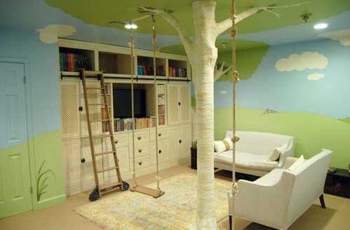 Fun kids rooms