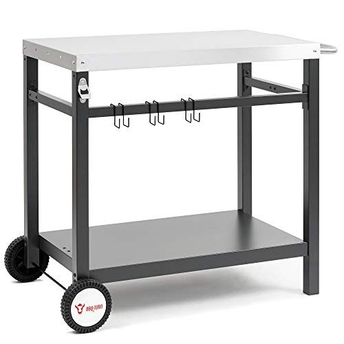 Bbq Toro Barbecue 85 X 50 X 81 Cm Table D Appoint Chariot à Barbecue Cuisine D Extérieur Chariot Cuisine Table D Appoint Idee Barbecue