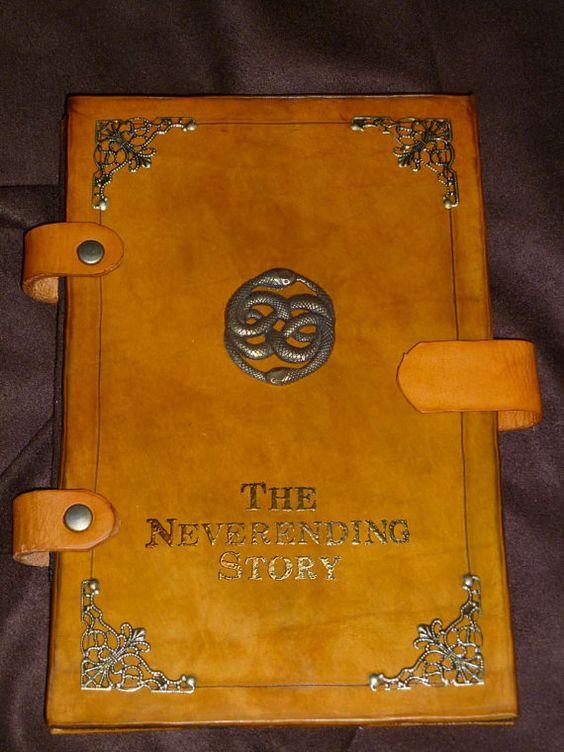 E-Reader cover (Neverending Story)