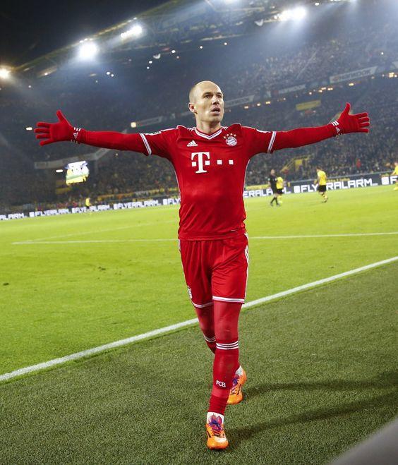 Arjen Robben: