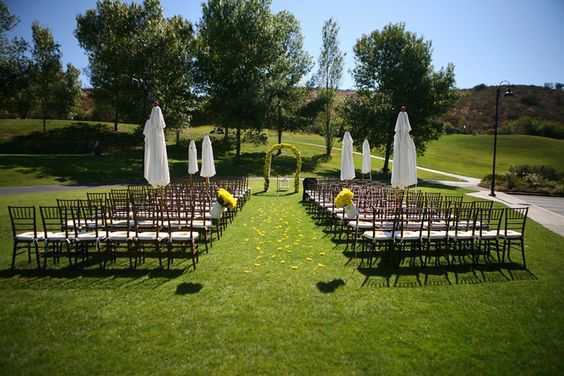 Orange County Golf Course Tournaments Wedding and Banquet Event Packages - Strawberry Farms Golf Course.