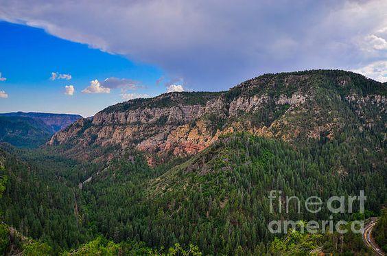 Sedona Arizona Photograph by Michael Moriarty