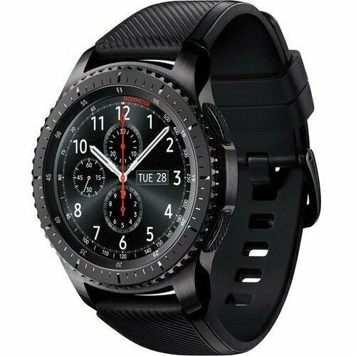 Comes In Gift Box With All Original Accessories Modified Item No Custom Bundle No Non Domestic Product Samsung Smart Watch Gear S3 Frontier Smart Watch