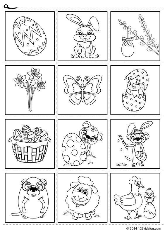 Easter With Images Easter Printables Free Easter Coloring