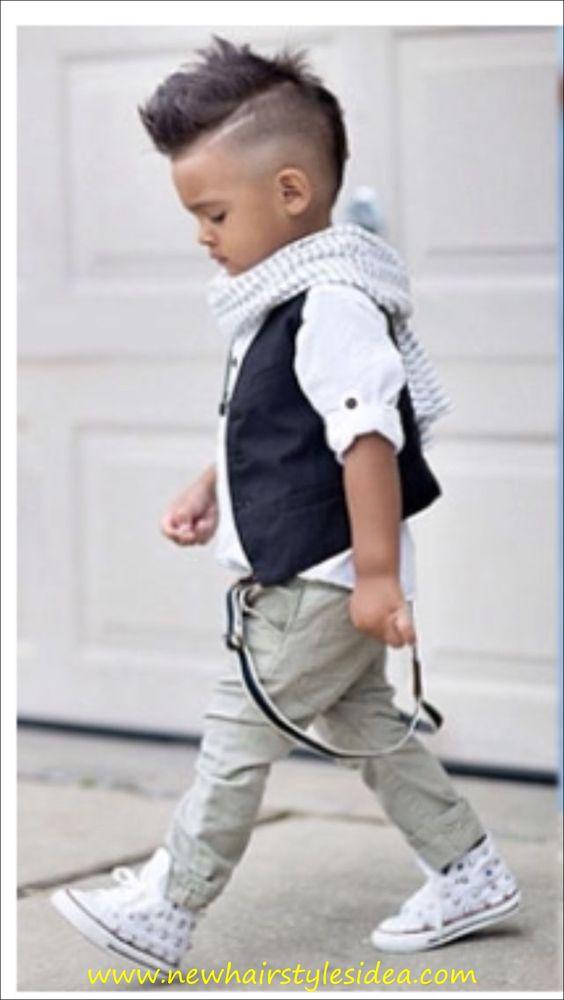 Fantastic Boy Haircuts Hairstyles And Baby Boy Haircuts On Pinterest Short Hairstyles Gunalazisus