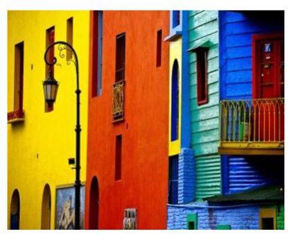 Οι πιο πολύχρωμες πόλεις στον κόσμο - biscotto.gr thessaloniki life guide