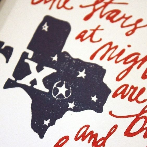 Texas letterpress. They also have lot's of other states. I may need VA, CO, CA & UT too.