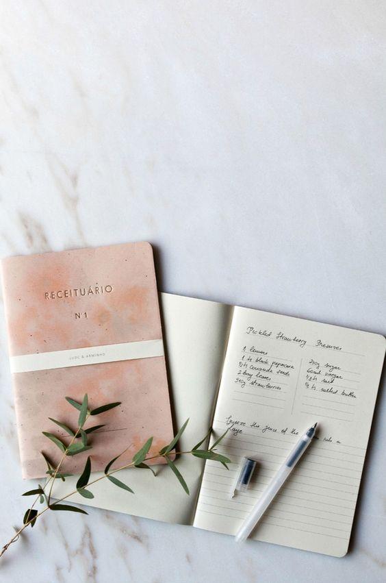 LOS RECETARIOS DE LUDC   Harmony and design - A Lifestyle Blog