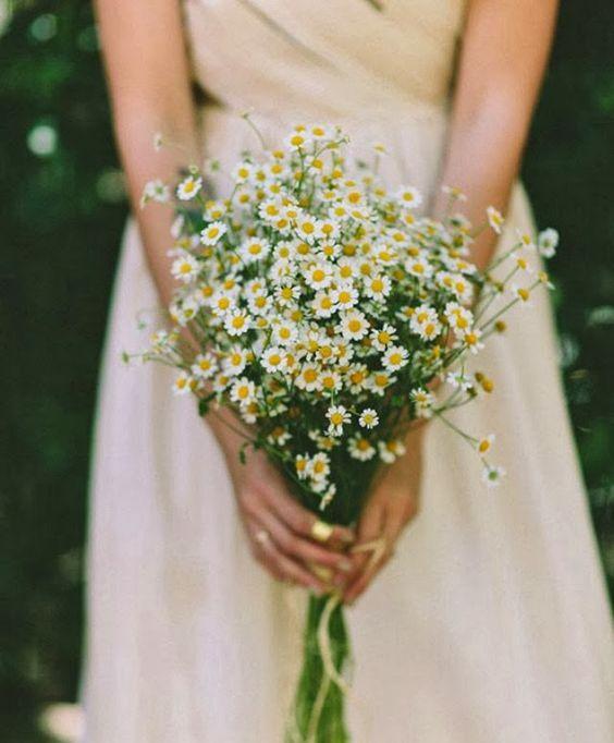 Flores de boda: las margaritas | AtodoConfetti - Blog de BODAS y FIESTAS llenas de confetti