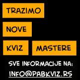 Misliš da si spreman?! http://pabkviz.rs/