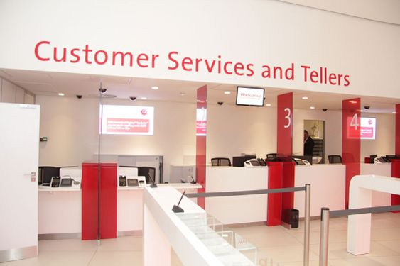 Banks In South Africa Roll Out Some Crazy Branch Designs Bank