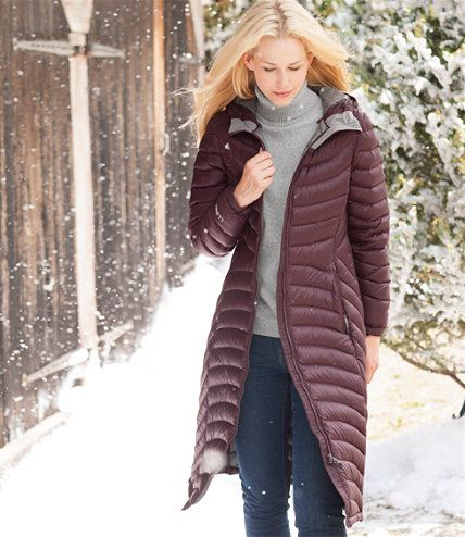 Down coat ultra light – Modern fashion jacket photo blog