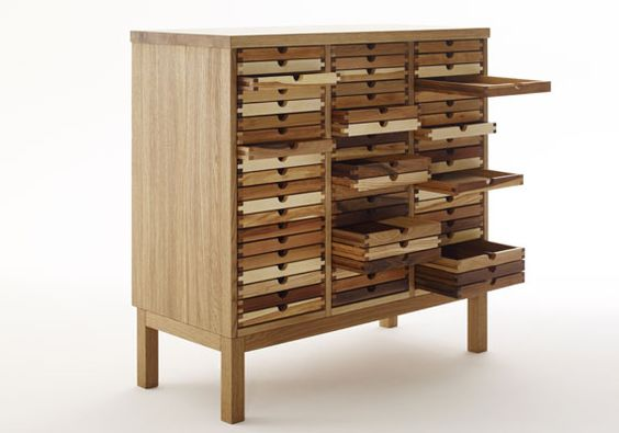 Sixtematic Chest of Drawers, Sixay.