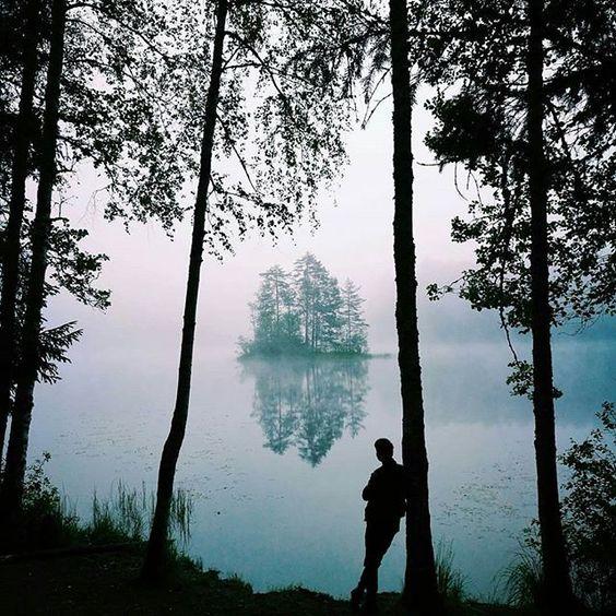 This place holds secrets. Incredible capture in Estonia. Photography by @kpunkka #aroundtheworldpix