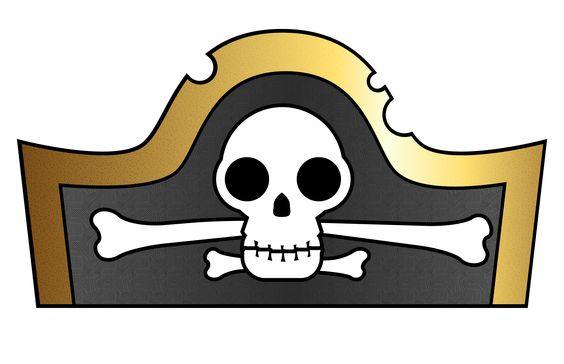 Pirate-Hat-Template-011.png (2550×1650)