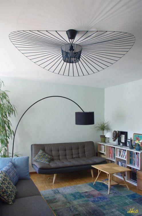 Suspension Vertigo Design Constance Guisset Pour Petite Friture Interieur Turbulences Deco Architects Bureau Architects Met Afbeeldingen Interieur Thuis Woonkamer