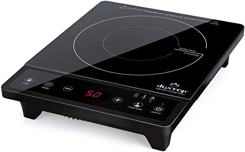 The Duxtop Portable Induction Cooktop Countertop Burner
