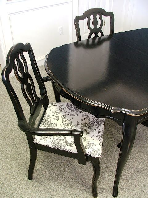 French Provincial Dining Set Pinterest Nice Kitchen Tables And Refinish Kitchen Tables