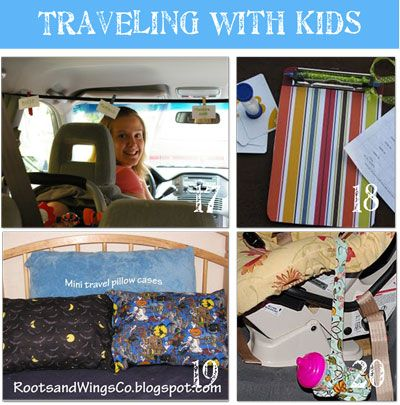Traveling with Kids and Road Trip Ideas
