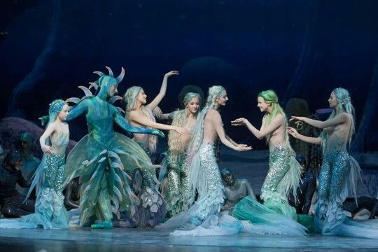 Pieni Merenneito - Finnish National Ballet