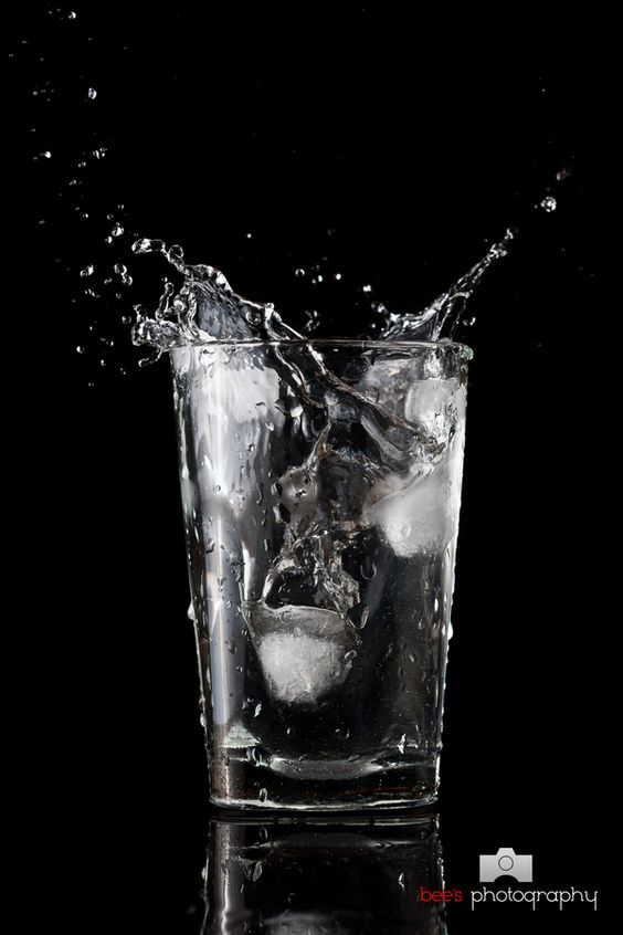 Water Splash by Bilal Irfan, via http://500px.com/photo/23659559