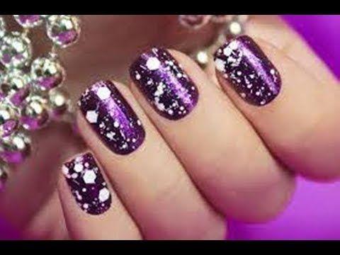 اجمل ما فى عالم المناكير ابداع من قناة دلع بيتك مع زوزو Nails Beautiful Most Beautiful