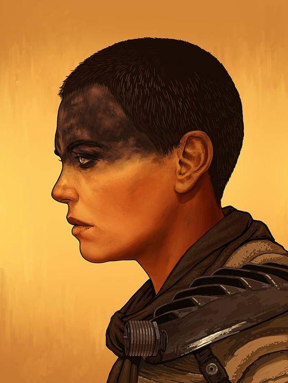 Imperator Furiosa - Mad Max: Fury Road - Mike Mitchell