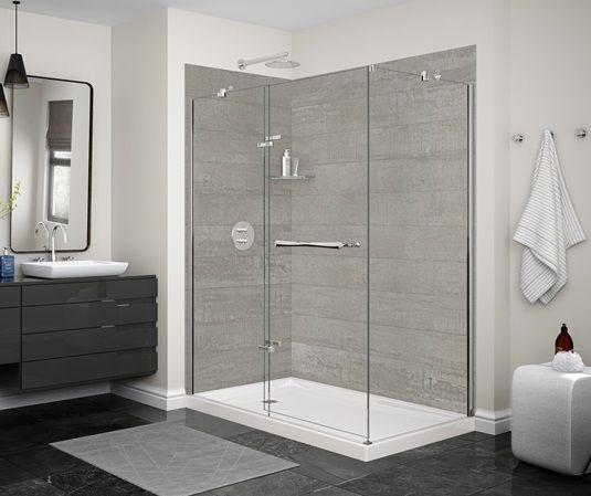 Utile Shower Wall Panels Maax Maax Bathroom Shower Walls Shower Wall Panels Shower Wall