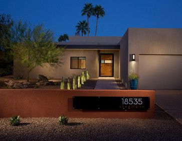 Amazing transformation - contemporary - entry - phoenix - Link Architecture, PC