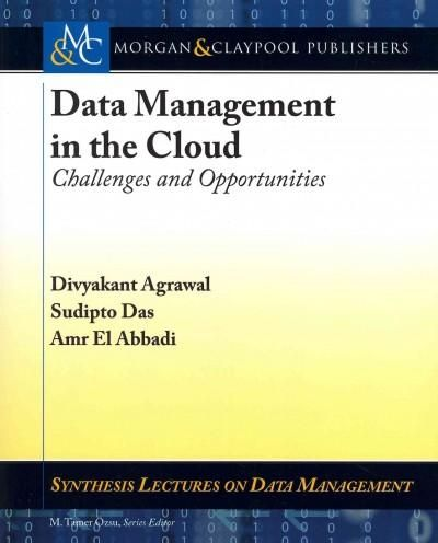 Data Management in the Cloud: Challenges and Opportunities