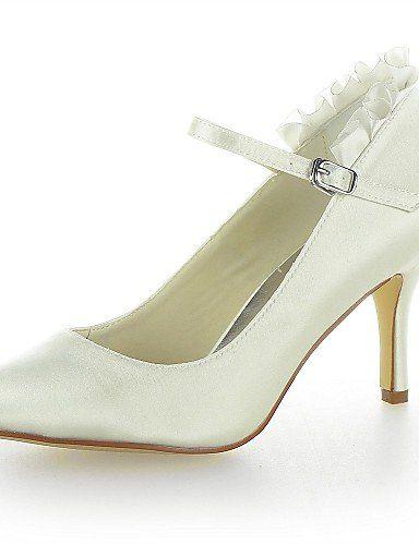 x d damen hochzeitsschuhe abs tze high heels. Black Bedroom Furniture Sets. Home Design Ideas