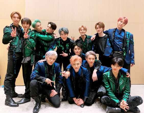 Nct On Nct 127 Nct Dream Nct Group