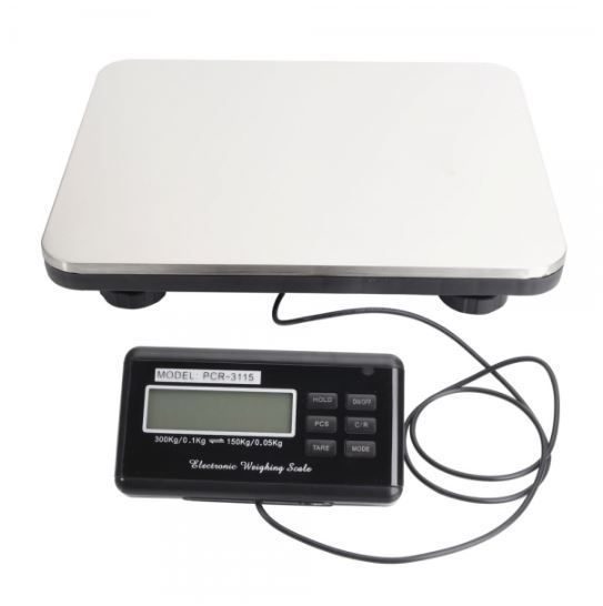Pcr 3115 300kg 100g Lcd Display Digital Weighing Postal Scale Logistics Us P Unbranded Postal Scale Lcd Ebay