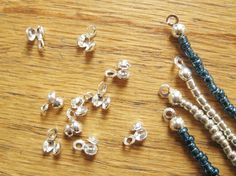 Technique - Finish Strings of Beads with Bead Tips - Luxe DIY - How Did You Make This?