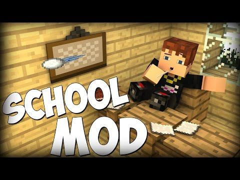 School Mod 1 12 2 1 12 1 7 10 Minecraft