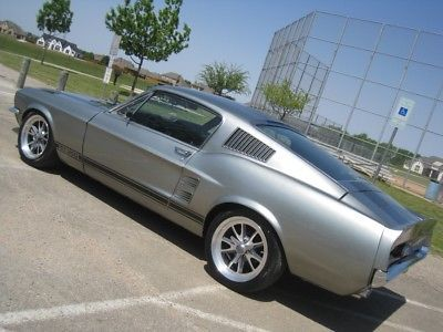 Ebay 1967 Ford Mustang Fastback Gt 350 1967 Ford Fastback Mustang