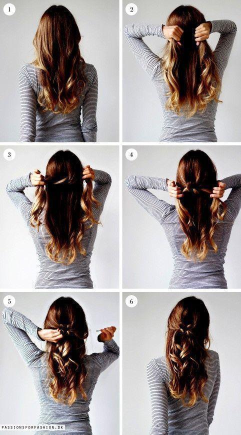 23 Jugendweihe Frisuren 2017 Flechtfrisurenselbermachen Frisuren Jugendwei In 2020 Hair Styles Curly Girl Hairstyles Braids Tutorial Easy