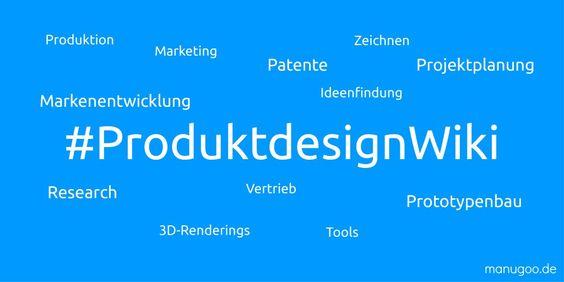 Wir starten ein etwas größeres Projekt: Im Rahmen unserer täglichen Arbeit im Bereich Produktdesign, haben wir bei manugoo uns entschieden, ein für alle zugängliches #ProduktdesignWiki aufzubauen, um euch das Thema #Produktdesign und den gesamten Prozess näher zu bringen. Wir freuen uns auf euer Feedback zu dieser Idee  #manugoo