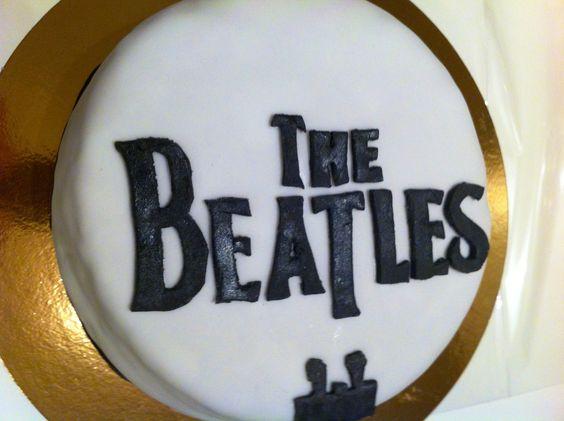 The Beatles Cake!
