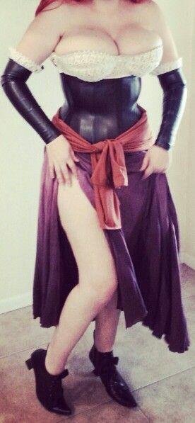 Sorceress Cosplay