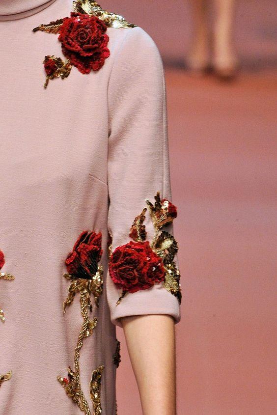 Detalhes // Dolce & Gabbana, Milão, Inverno 2016 RTW // Foto 46 // Desfiles // FFW