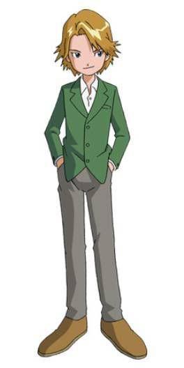 Yamato Iishida ...Matt #DIGIMON #FavoriteCharacter