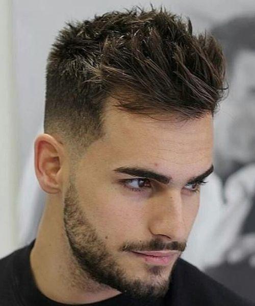 Awesome Side Buzz Short Haircuts For Men Styles Beat Herenkapsels Kapsels Heren Kapsel