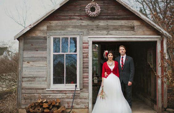 Vie de Vic: Winter Wedding Inspiration