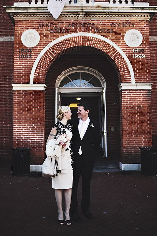 Annapolis Courthouse Wedding How To Plan A Civil Ceremony Pinterest Maryland And