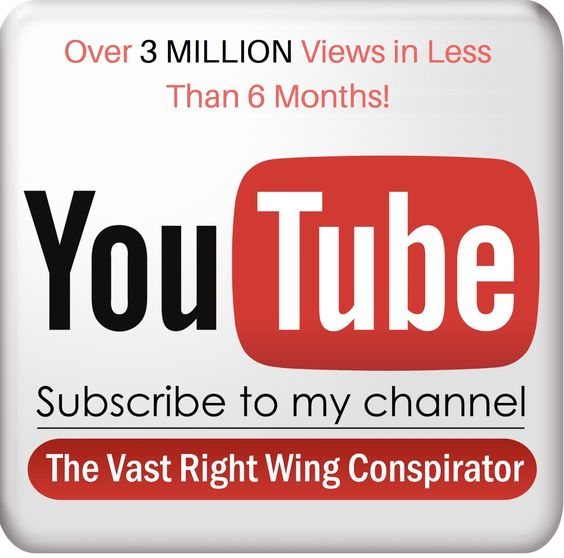 3 MILLION Views in under 6 months.   THANK YOU to everyone who made it happen!   YouTube: https://www.youtube.com/c/RightWingConspirator